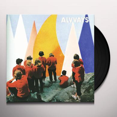 Alvvays ANTISOCIALITES Vinyl Record