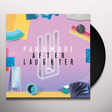 Paramore AFTER LAUGHTER Vinyl Record