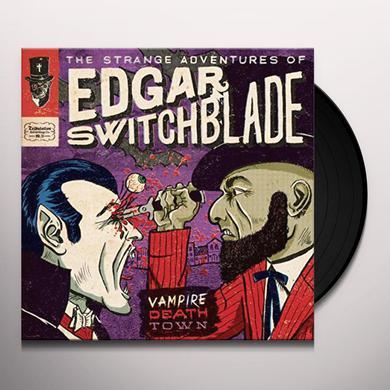LONESOME WYATT STRANGE ADVENTURES OF EDGAR SWITCHBLADE 3 Vinyl Record