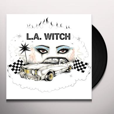 L.A. WITCH Vinyl Record