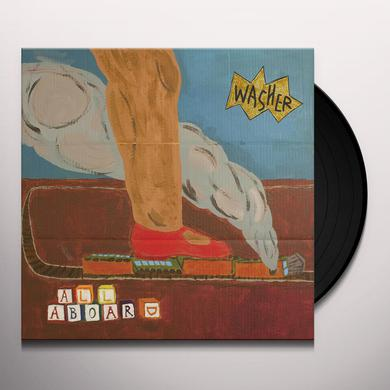 WASHER ALL ABOARD Vinyl Record