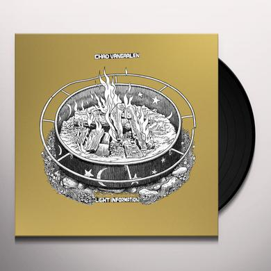 Chad Vangaalen LIGHT INFORMATION Vinyl Record
