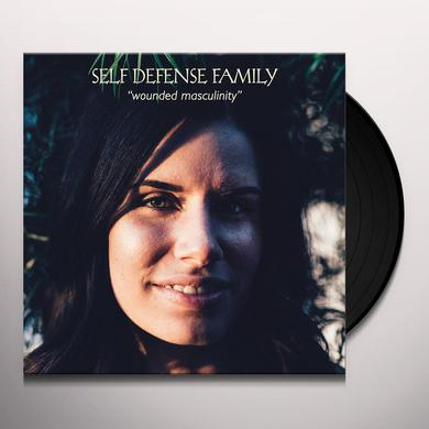 Self Defense Family WOUNDED MASCULINITY Vinyl Record