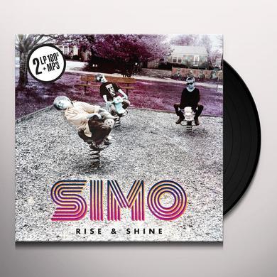 Simo RISE & SHINE Vinyl Record