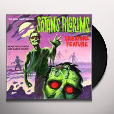 Satan'S Pilgrims CREATURE FEATURE Vinyl Record