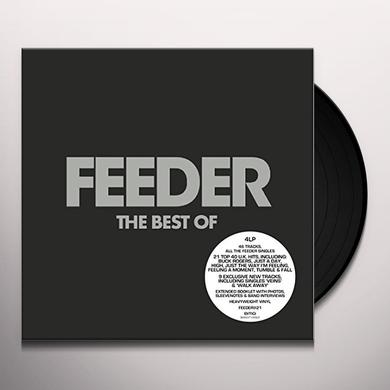 Feeder BEST OF Vinyl Record