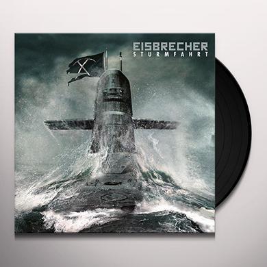Eisbrecher STURMFAHRT: LIMITED Vinyl Record