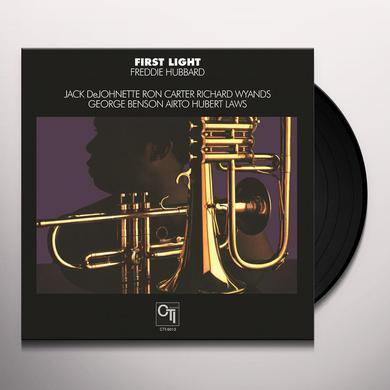 Freddie Hubbard FIRST LIGHT Vinyl Record