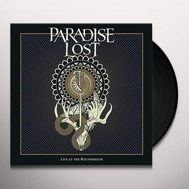 Paradise Lost LIVE AT THE ROUNDHOUSE Vinyl Record