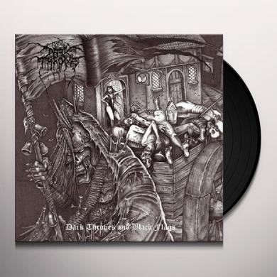 Darkthrone DARK THRONES & BLACK FLAGS Vinyl Record