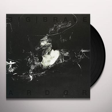 BIG BRAVE ARDOR Vinyl Record
