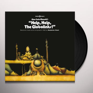 Suzanne Ciani HELP HELP THE GLOBOLINKS - O.S.T. Vinyl Record