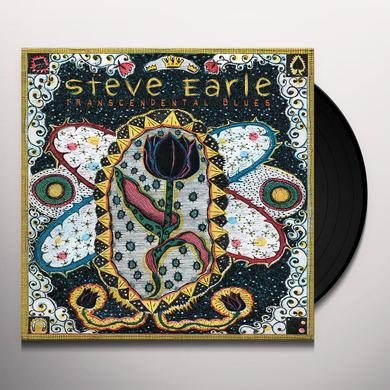 Steve Earle TRANSCENDENTAL BLUES Vinyl Record