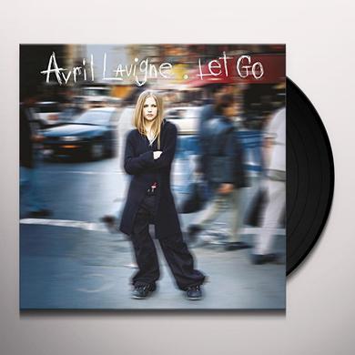 Avril Lavigne LET GO Vinyl Record