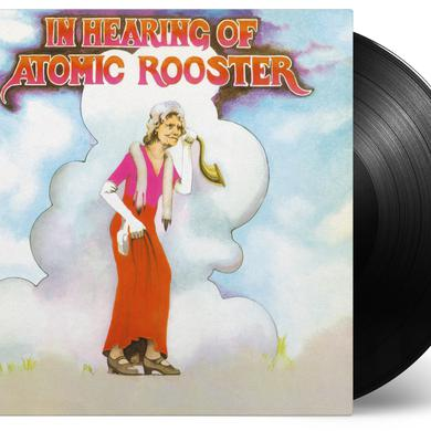 Atomic Rooster IN HEARING OF Vinyl Record
