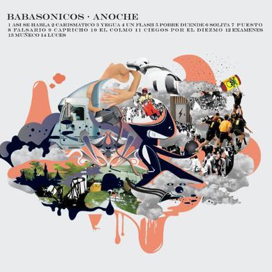 Babasonicos INFAME Vinyl Record