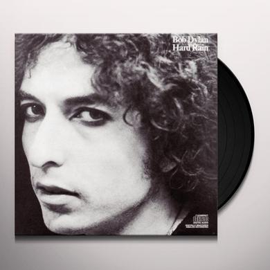Bob Dylan HARD RAIN Vinyl Record