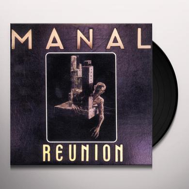 Manal REUNION Vinyl Record