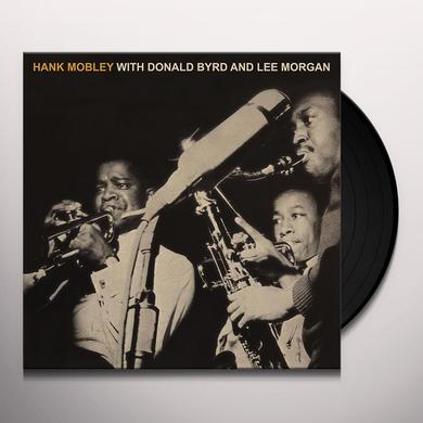 HANK MOBLEY WITH DONALD BYRD & LEE MORGAN Vinyl Record