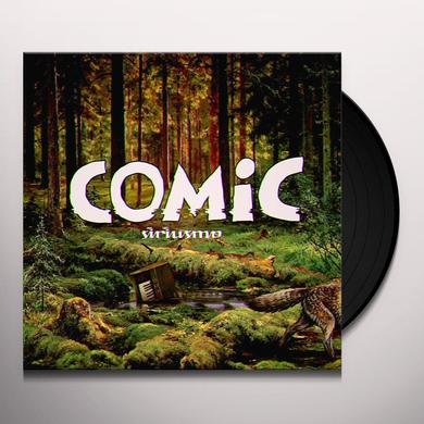 Siriusmo COMIC Vinyl Record