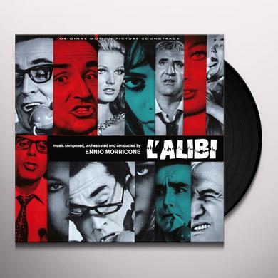 Ennio Morricone L'ALIBI - O.S.T. Vinyl Record