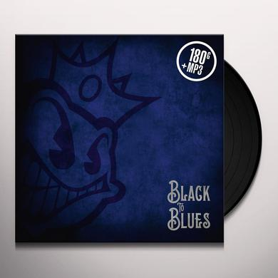 Black Stone Cherry BLACK TO BLUES Vinyl Record