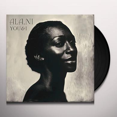 ALA.NI YOU & I Vinyl Record
