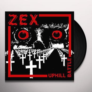 ZEX UPHILL BATTLE Vinyl Record