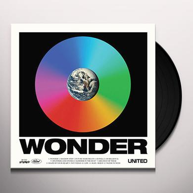 Hillsong United WONDER Vinyl Record