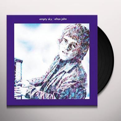 Elton John EMPTY SKY Vinyl Record