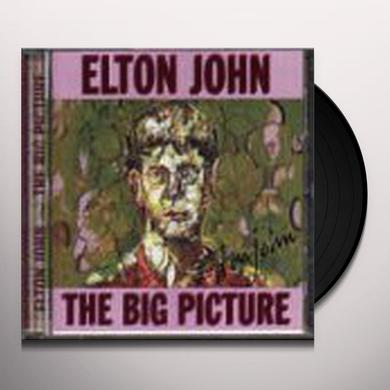 Elton John BIG PICTURE Vinyl Record