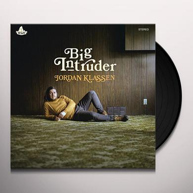 Jordan Klassen BIG INTRUDER Vinyl Record