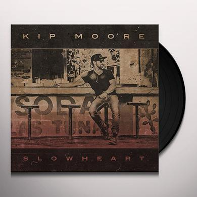 Kip Moore SLOWHEART Vinyl Record