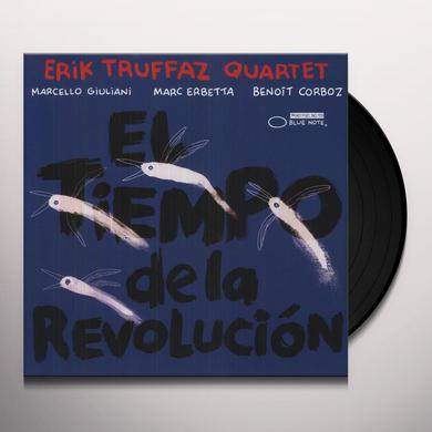 Erik Quartet Truffaz EL TIEMPO DE LA REVOLUCION Vinyl Record