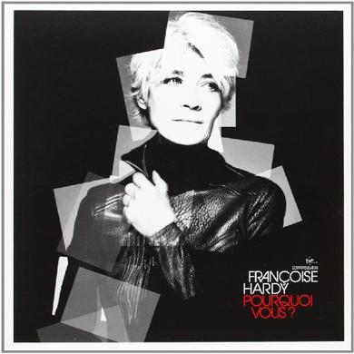 Francoise Hardy POURQUOI VOUS Vinyl Record