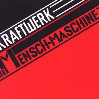 Kraftwerk DIE MENSCH-MASCHINE-GERMAN Vinyl Record