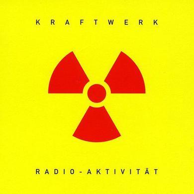 Kraftwerk RADIO-AKTIVITAET-GERMAN Vinyl Record