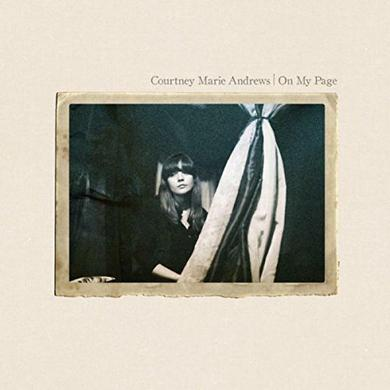 Courtney Marie Andrews ON MY PAGE Vinyl Record