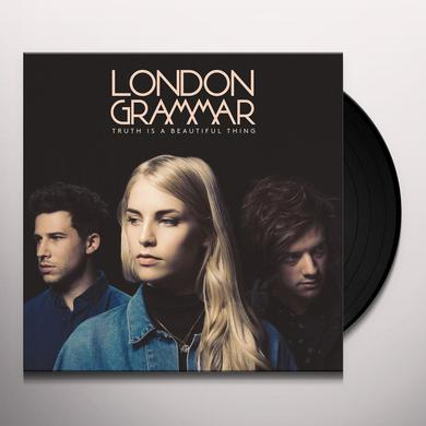 London Grammar TRUTH IS A BEAUTIFUL THING: DELUXE EDITION Vinyl Record