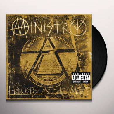 Ministry HOUSES OF THE MOLE Vinyl Record