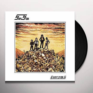 Samson SURVIVORS Vinyl Record