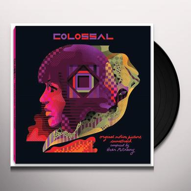 Bear McCreary COLOSSAL / O.S.T. Vinyl Record