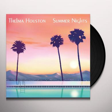 Thelma Houston SUMMER NIGHTS Vinyl Record