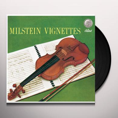 Nathan Milstein VIGNETTES Vinyl Record