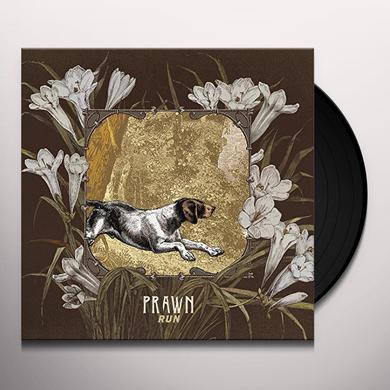Prawn RUN Vinyl Record