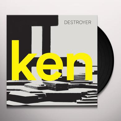 Destroyer KEN Vinyl Record