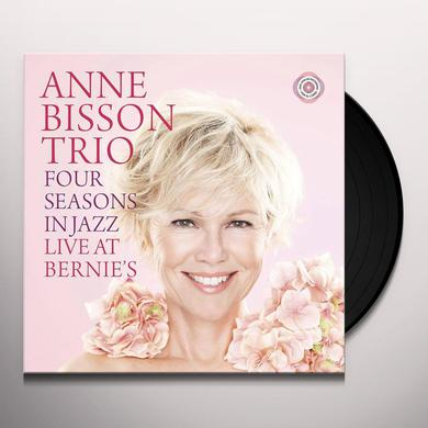 Anne Bisson FOUR SEASONS IN JAZZ: LIVE AT BERNIE'S Vinyl Record