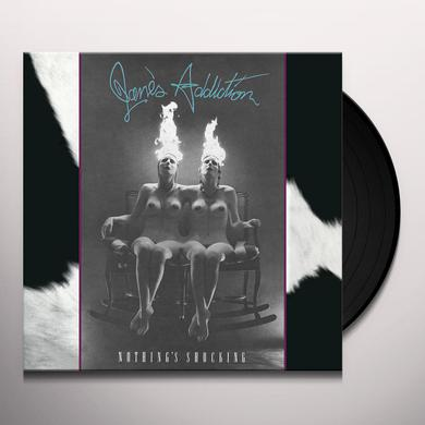 Jane's Addiction NOTHING'S SHOCKING (ROCKTOBER 2017 EXCLUSIVE) Vinyl Record