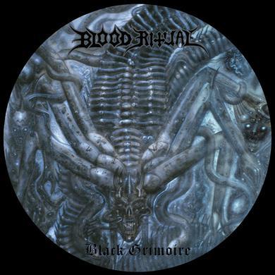 Blood Ritual BLACK GRIMOIRE Vinyl Record
