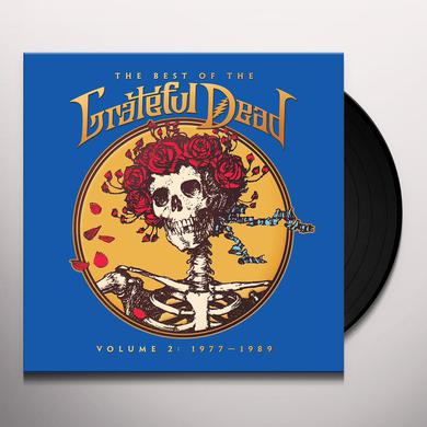 BEST OF THE GRATEFUL DEAD 2: 1977-1989 Vinyl Record